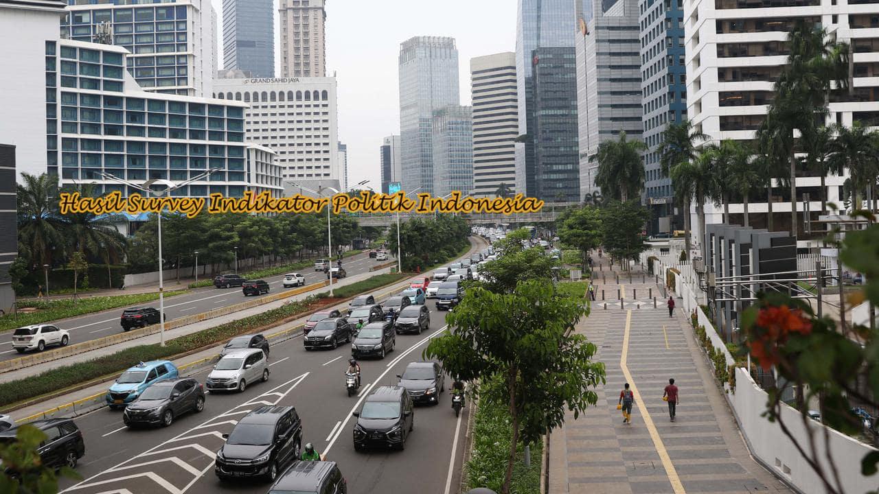 Indikator Politik Indonesia