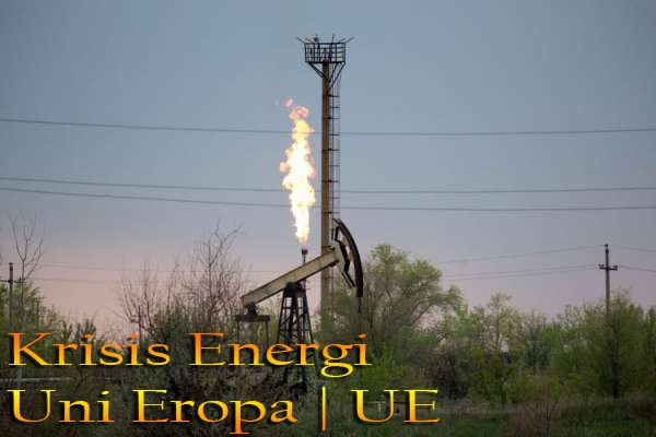 Krisis Energi Uni Eropa