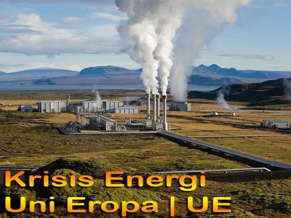 UE Menjajaki Pembelian Gas